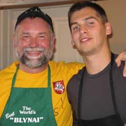 Blynai Chefs