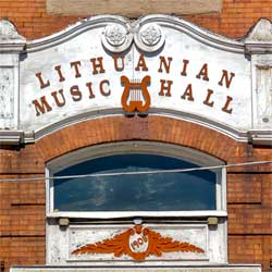 Lithuanian Music Hall