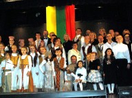 2013 Lithuanian Independence Celebration