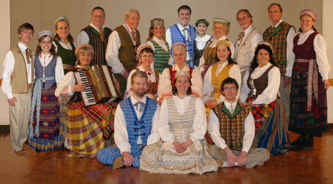 Žilvinas Folk Dance Group of Philadelphia