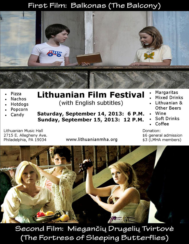 Lithuanian FIlm Festival