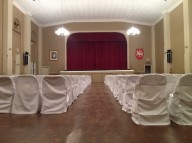 Ceremony Seating up to 300 Guests
