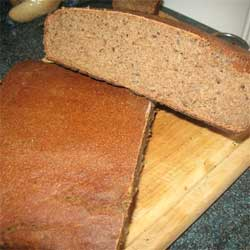 Lithuanian Rye Bread (Ruginė Duona)