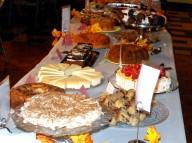 Kavinė Café dessert buffet