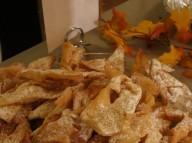 Crispy homemade žagarėliai