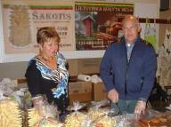 Festive šakotis cakes from Šakotis New Jersey