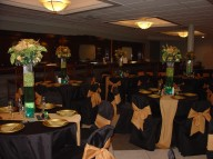 Bridal Shower In Club Room