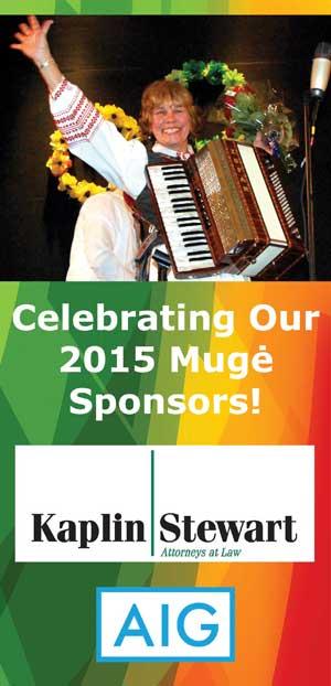 Celebrating Our 2015 Mugė Sponsors