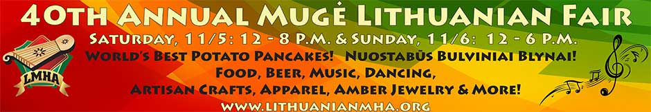 40th Annual Muge Lithuanian Festival